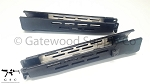 HK93 / G3K Wide Handguard - Vented - Black